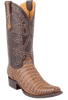 Benchmark by Old Gringo Men's Sahara Belly Caiman Teton Boots - Hero