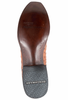 Benchmark by Old Gringo Men's Brandy Full-Quill Ostrich Tioga Boots - Bottom