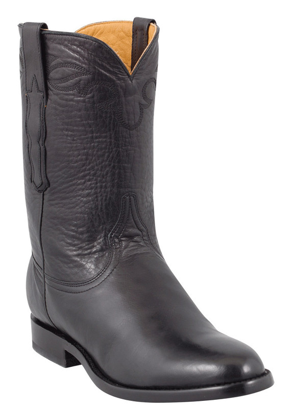 Benchmark by Old Gringo Men's Black Florence Buffalo Calf Brody Boots