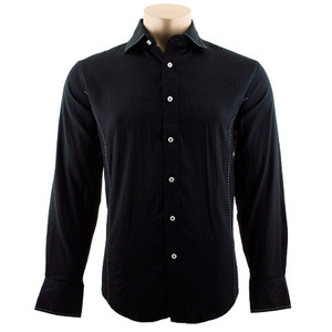 Zagiri Comfortably Numb Black Shirt