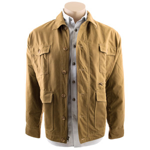 Filson Westlake Waxed Jacket - Tan