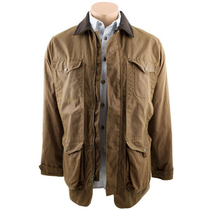 Filson - Explorer Cover Cloth Jacket - Brown