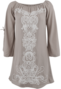 Union of Angels Barbara Dress - Front