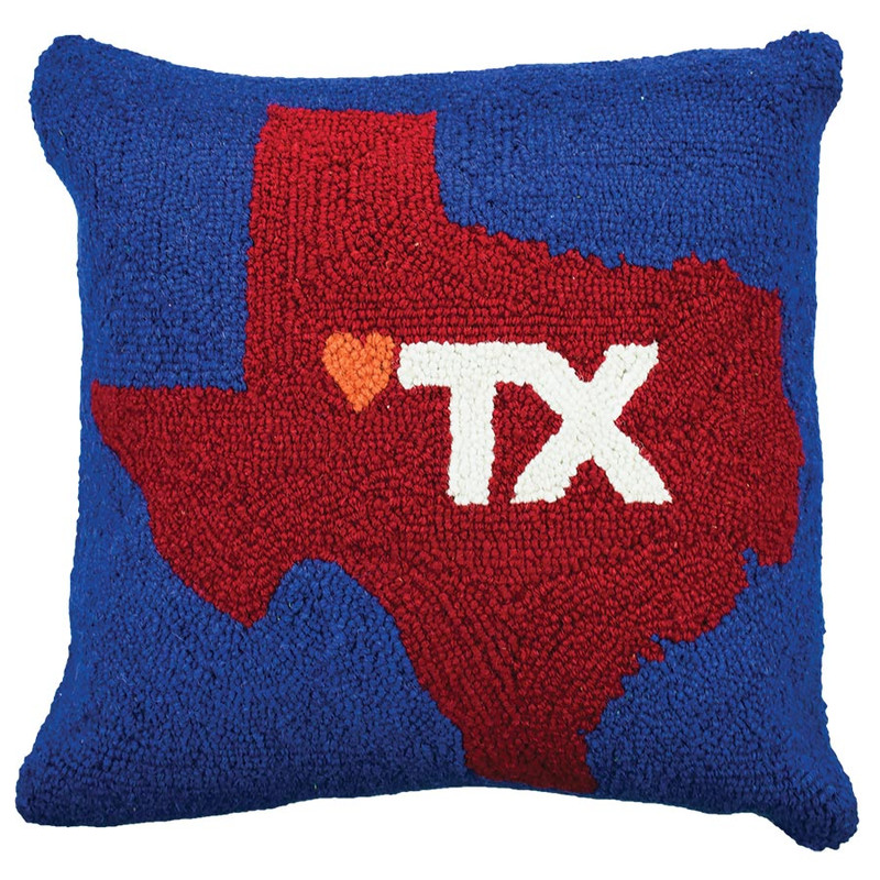 Pillow - My Heart in Texas