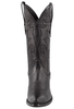 Stallion Women's Black Baby Buffalo Boots - Front