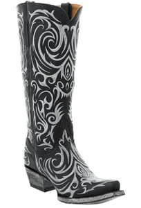 Old Gringo Women's Black Madonna Boots - Hero