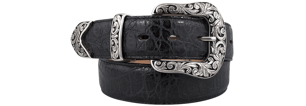 Baton Rouge Belt - Black