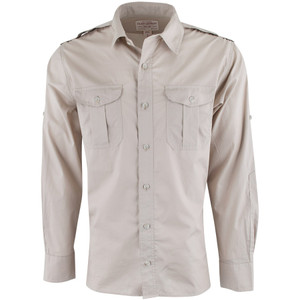 Filson Expedition Shirt - Desert Tan