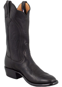 Rios of Mercedes Men's Black Pillow Boots