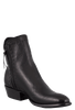 Stallion Men's Zorro Black Argentinian Calf Ankle Boots - Hero