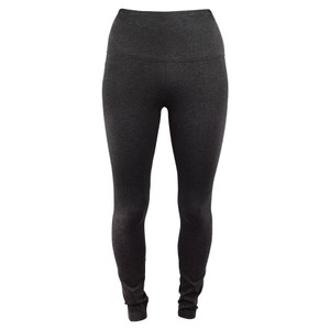 Lysse Center Seam Ponte Leggings - Gray - Front