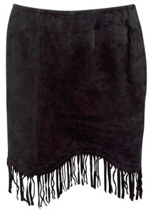 Double D Ranch Dream Wolf Skirt - Front
