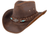 Bullhide Royston Leather Hat - Hero