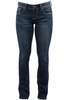 Grace in LA Junior Bootcut Thunderbird Jeans - Front