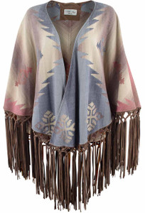 Grand Canyon Shawl - Buena Vista - Front