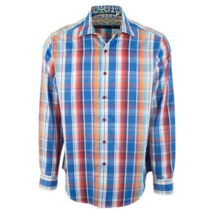 Robert Graham Alaska Plaid Shirt - Front