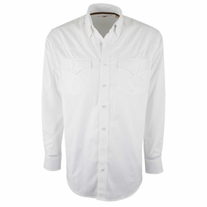 Miller Ranch Basic White Shirt - Front