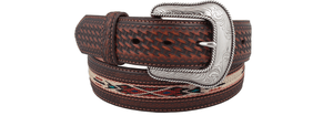 Cherokee Tracker Belt - Brown