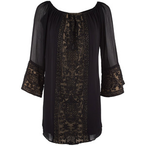Vintage Collection Midnight Tunic - Front