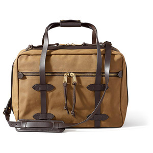 Filson Small Pullman Bag - Tan - Front