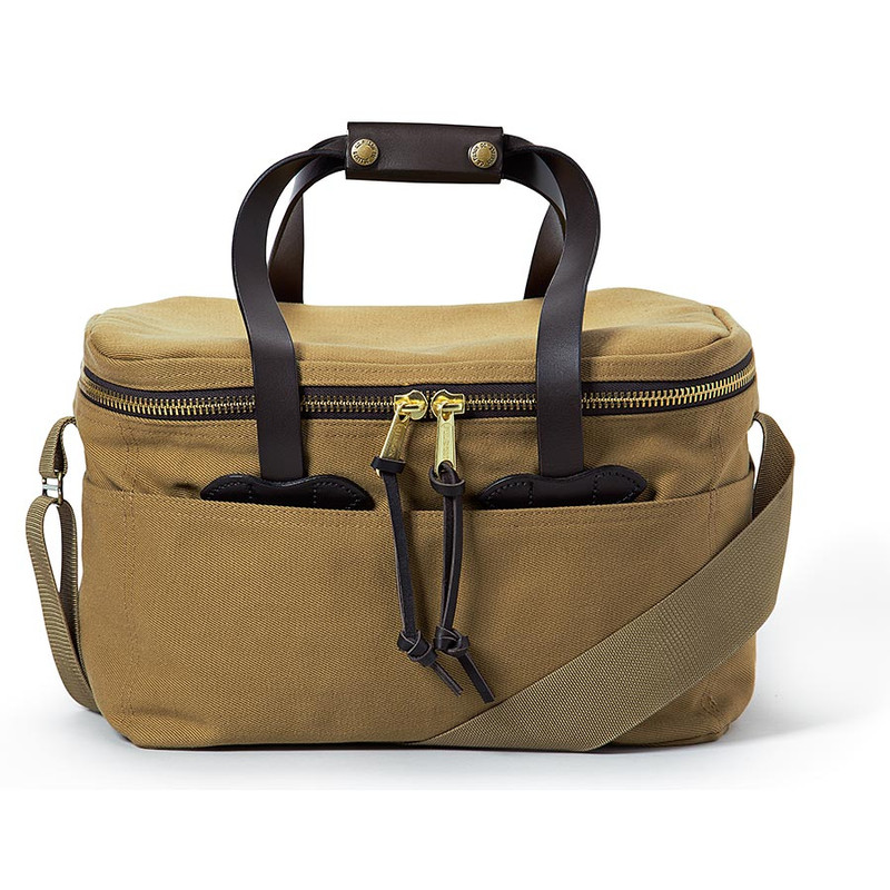 Filson Soft-Sided Cooler - Tan - Front