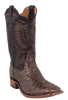 Rios of Mercedes Men's Cigar Pirarucu Boots with Milan Toe - Hero