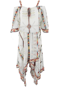 Vintage Collection Angel Wing Dress - Front