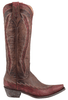 Old Gringo Women's Brass/Red Ojai Vesuvio Boots- Side