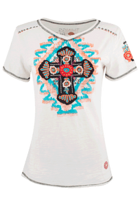 Double D Ranch San Javier Tee - Front
