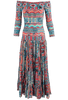Vintage Collection Santa Fe Nights Long Dress - Alternate