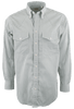 Gitman Bros. Green Graph Check Shirt - Front