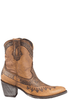 Old Gringo Women's Yellow Killer Boots - Side