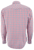 James Campbell Cedar Plaid Snap Shirt - Back