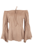 Union of Angels Shayla Peasant Top - Alternate