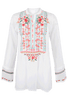 Johnny Was Catra Tunic - Front