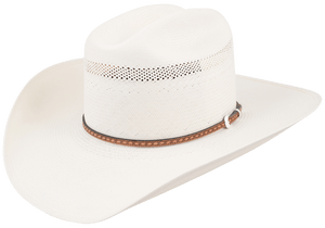 Stetson 100X Griffin Straw Hat - Side