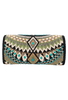 Mary Frances Tahoe Clutch Handbag - Back