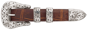 "Comstock Heritage Lattice 1"" Buckle Set"