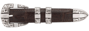 "Comstock Heritage Logan 1"" Buckle Set"