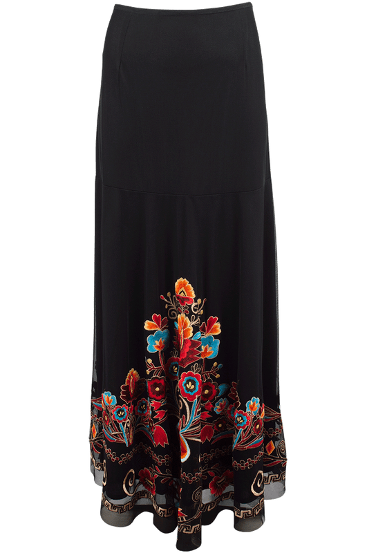 Vintage Collection Bryce Long Skirt - Front