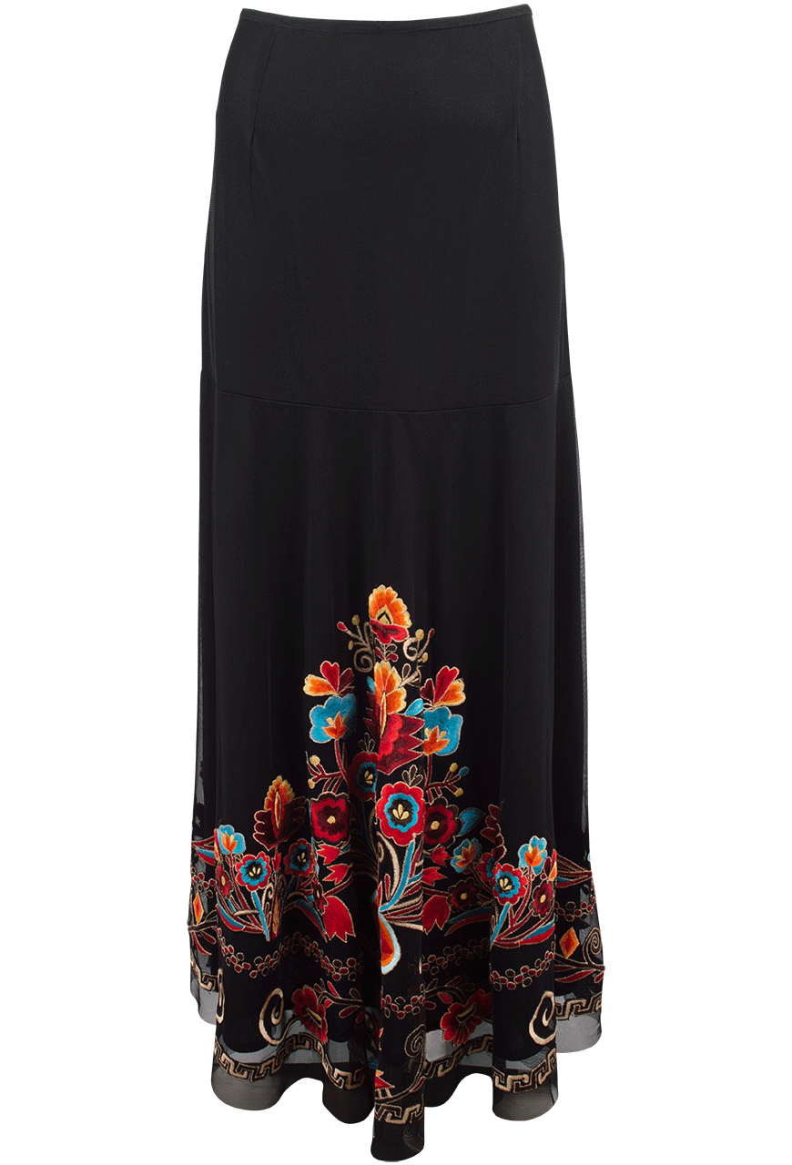 Vintage Collection Bryce Long Skirt Pinto Ranch