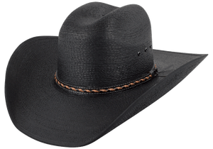 Milano 30X Lawton Straw Hat - Black - Hero