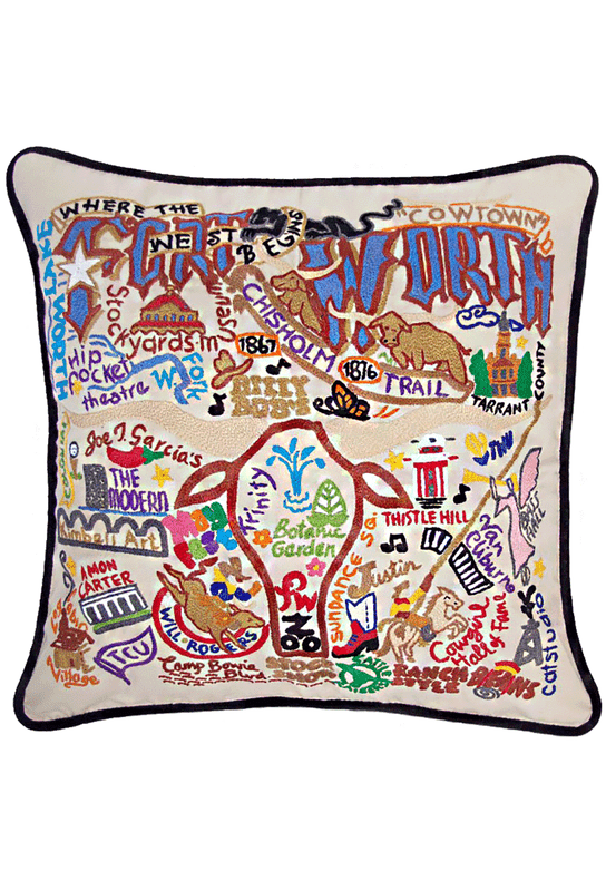 Pillow - CatStudio Fort Worth Pillow