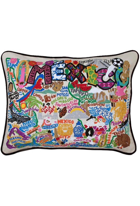 Pillow - CatStudio Mexico Pillow