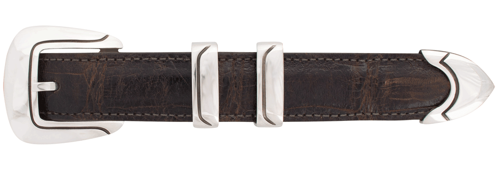 "Chacon Cimmaron 1"" Buckle Set"