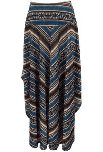 Double D Ranch Mi Tierra Long Skirt - Front