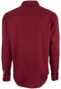 Garth Brooks Sevens by Cinch Burgundy Paisley Jacquard Snap Shirt - Back