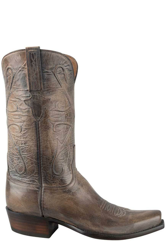 Lucchese Men S Mad Dog Goat Boots Buy Lucchese Pearl
