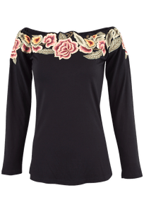 Vintage Collection Winter Garden Top - Front