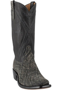 Rios of Mercedes Men's Granite Safari Elephant Boots - Front